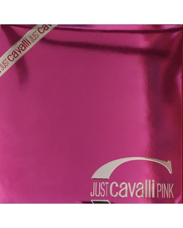 Roberto Cavalli Just Pink Confezione Regalo Eau De Toilette + Body Lotion