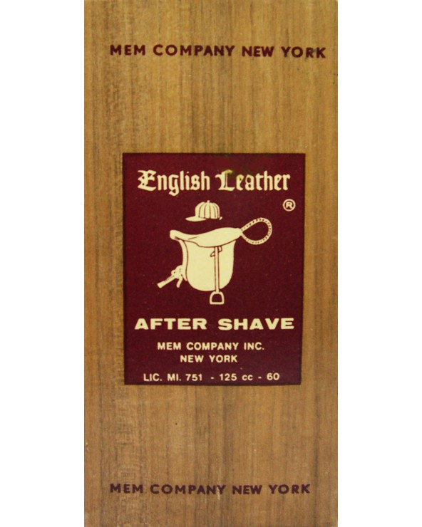 Mem English Leather After Shave 125ml