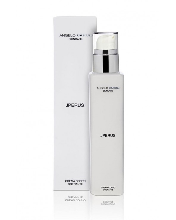 Angelo Caroli Skincare Jperus Relaxing and Draining Body Cream 200ml