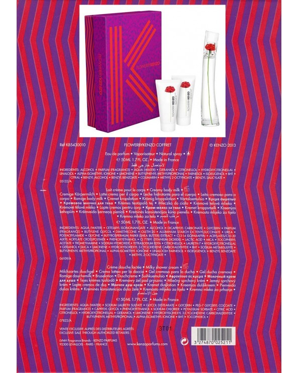 By Kenzo Eau De Parfum Gift Set