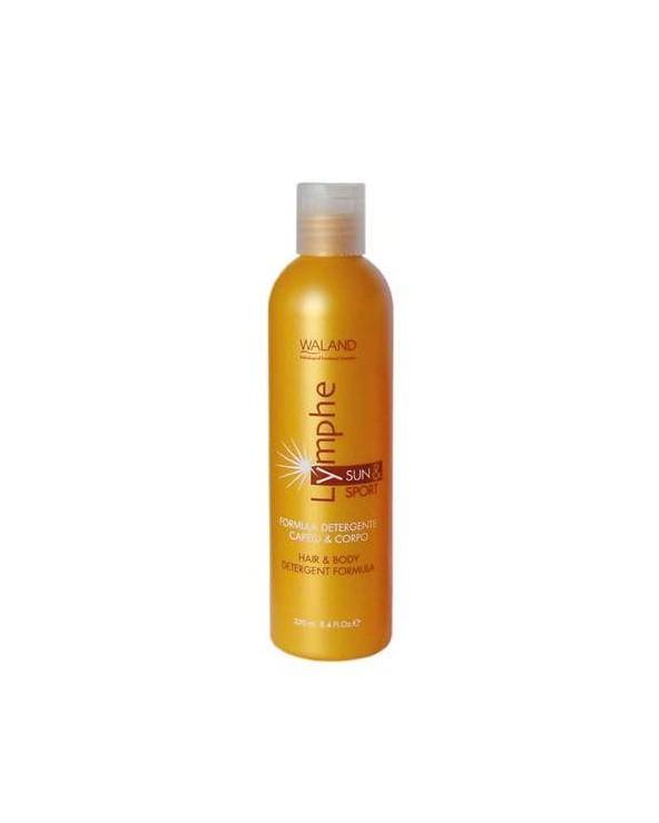 Waland Lymphe Sun & Sport - Detergente Solare Capelli Corpo