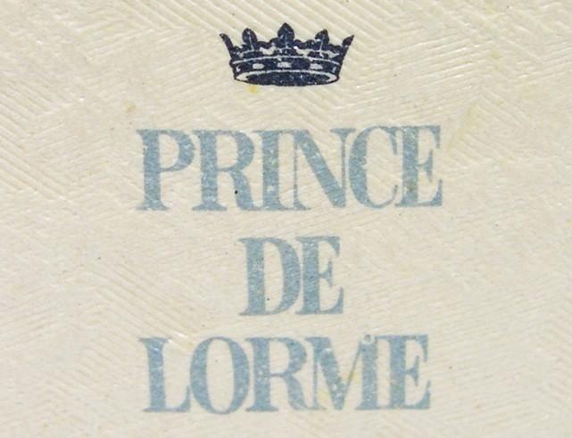 Prince De Lorme